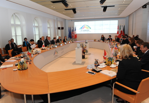 Photo: G7 Health Ministers' Meeting in Berlin