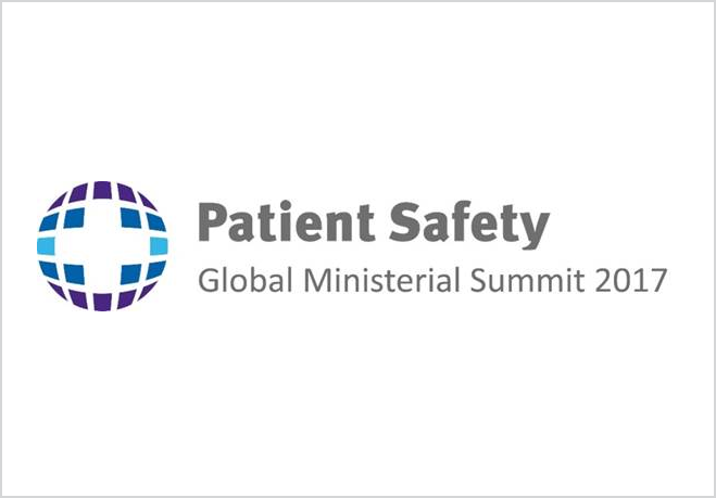 Logo vom Patient Safety Summit