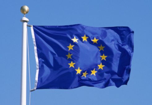 Photo: Flag of the European Union